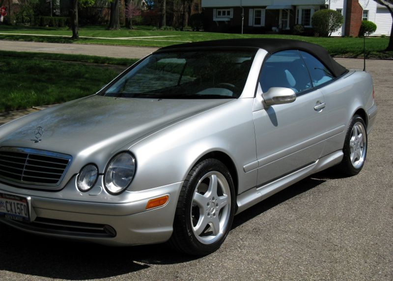 Image gallery 2003 clk 430 for 2003 mercedes benz clk