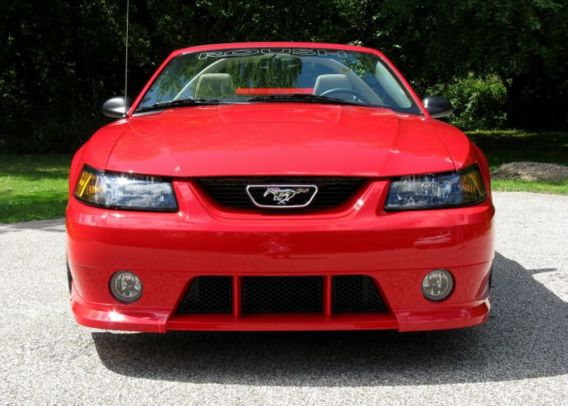 2004 Ford Mustang Roush Stage 3 Convertible For Sale – Affordable