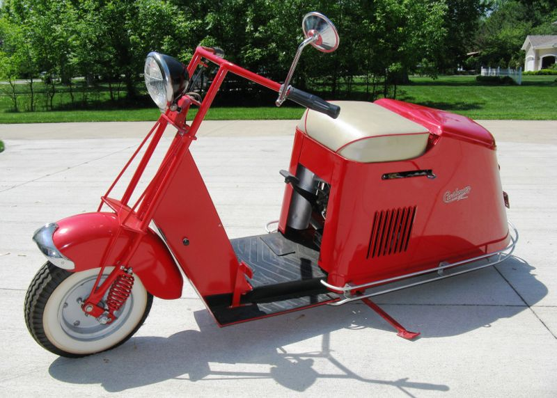 Cushman Motor Scooters For Sale Autos Post