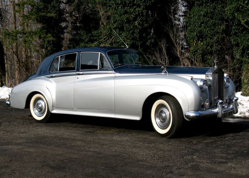 1960 rolls royce silver cloud ii for sale – affordable classics