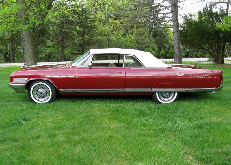1964 Buick Electra 225 Convertible For Sale Affordable Classics