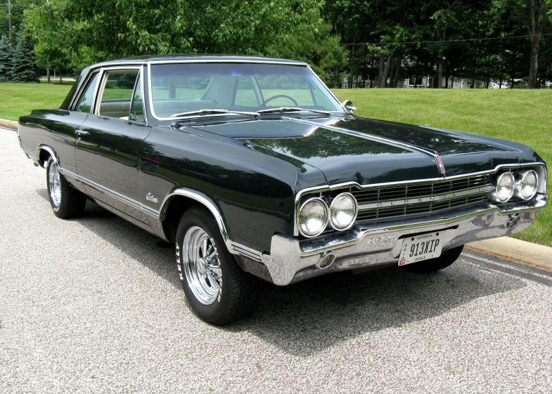 1965 Oldsmobile F-85 Cutlass For Sale – Affordable Classics