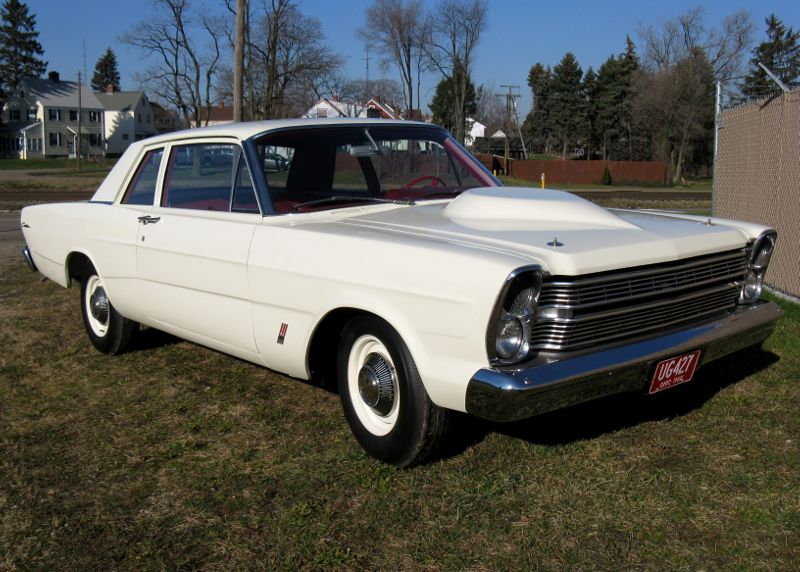 1966 Ford Custom 2-door Sedan For Sale – Affordable Classics