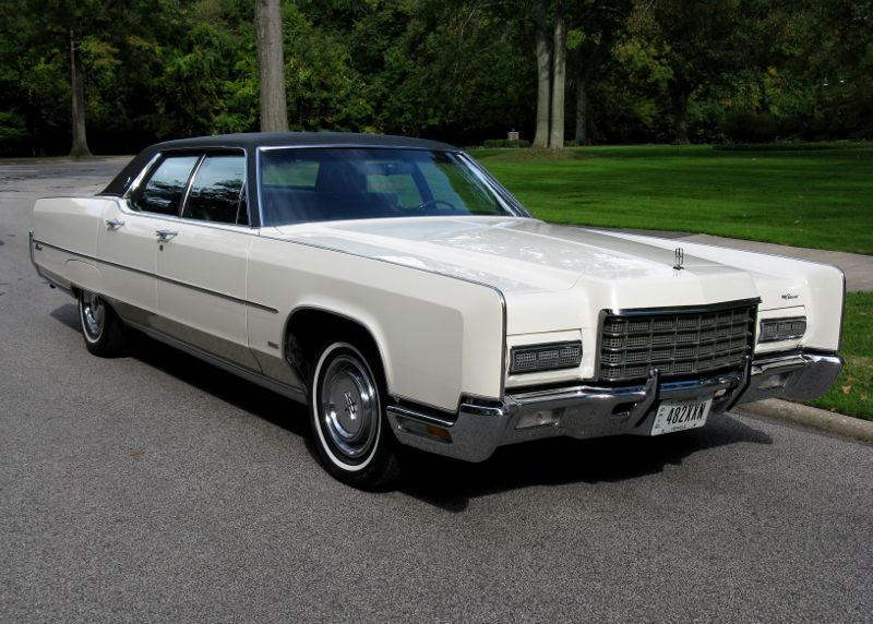 1972 Lincoln Town Car For Sale Affordable Classics