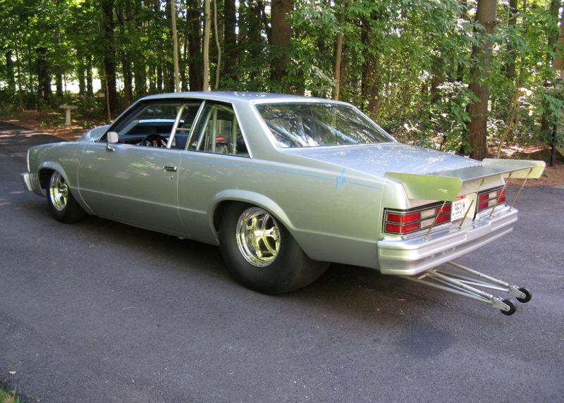 1980 Chevrolet Malibu Pro Street For Sale Affordable Classics