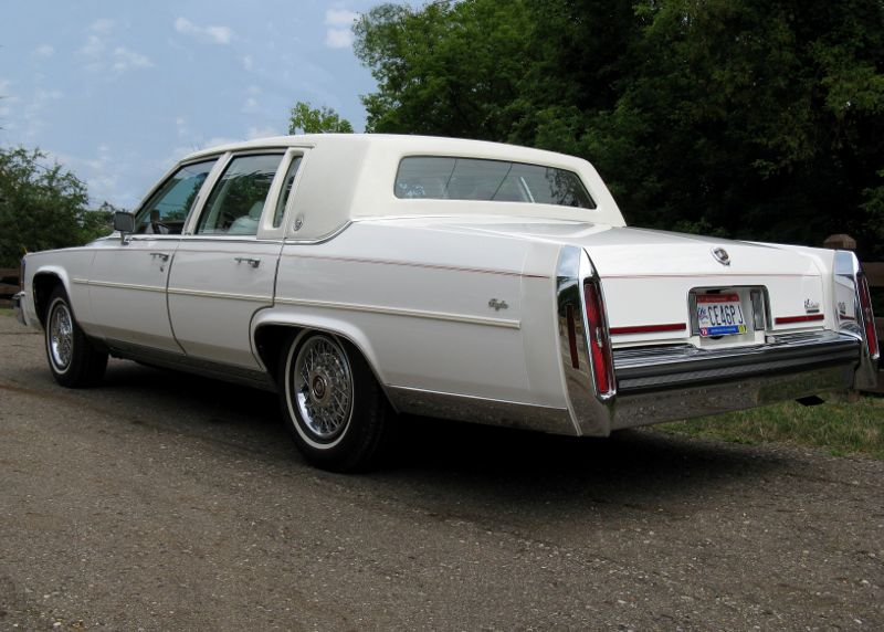 1989 Cadillac Brougham For Sale – Affordable Clics