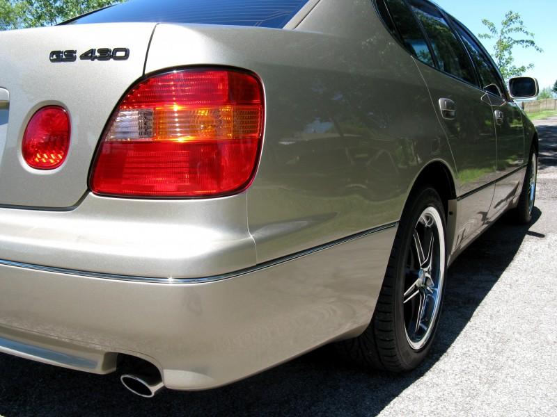 1998 Lexus GS 400 For Sale ACM Classic Motorcars LLC