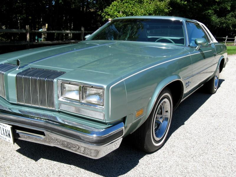 1977 Oldsmobile Cutlass Supreme Brougham For Sale  ACM Classic
