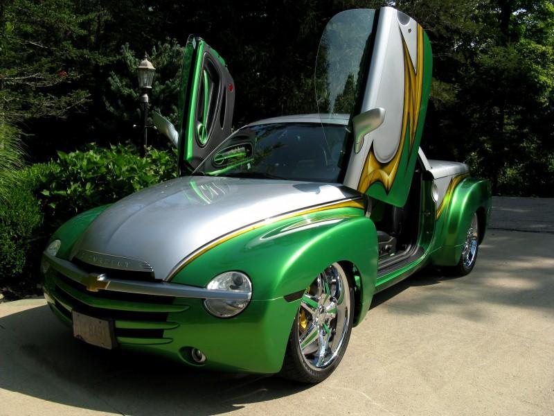 Muscle Car Rims >> 2004 Chevrolet SSR For Sale – ACM Classic Motorcars LLC