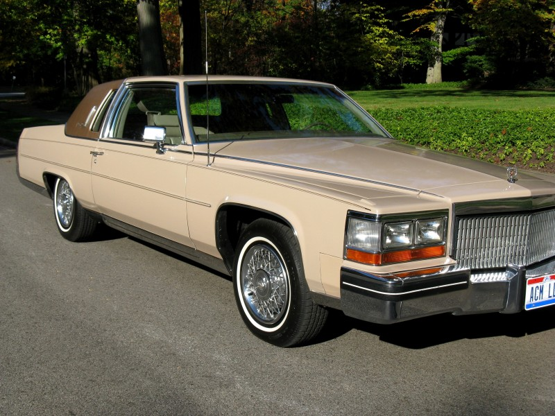 1980 cadillac fleetwood brougham coupe for sale acm classic motorcars llc. Black Bedroom Furniture Sets. Home Design Ideas