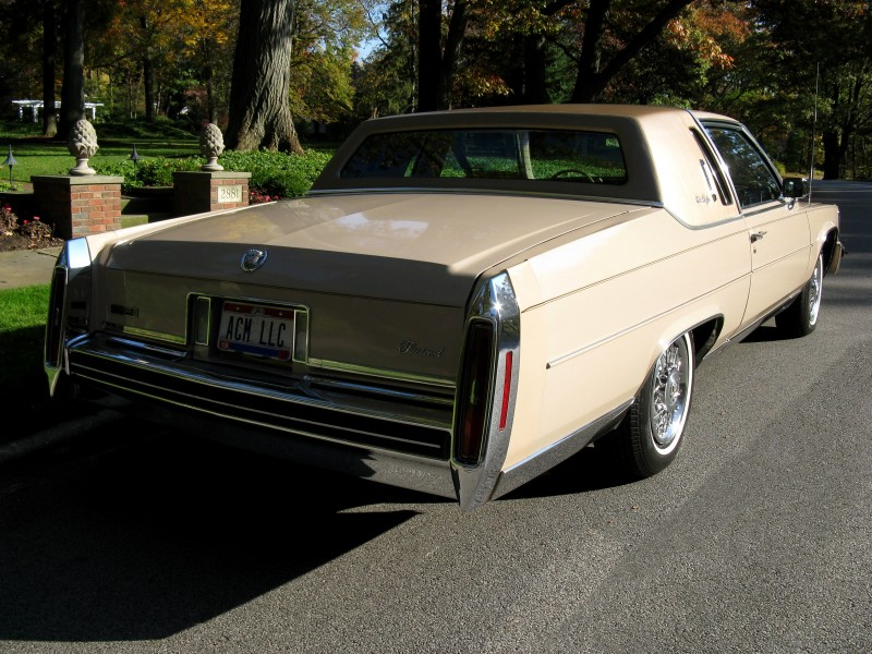 1980 Cadillac Fleetwood Brougham Coupe For Sale – ACM