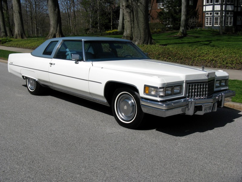 1976 cadillac coupe deville for sale acm classic motorcars llc. Cars Review. Best American Auto & Cars Review