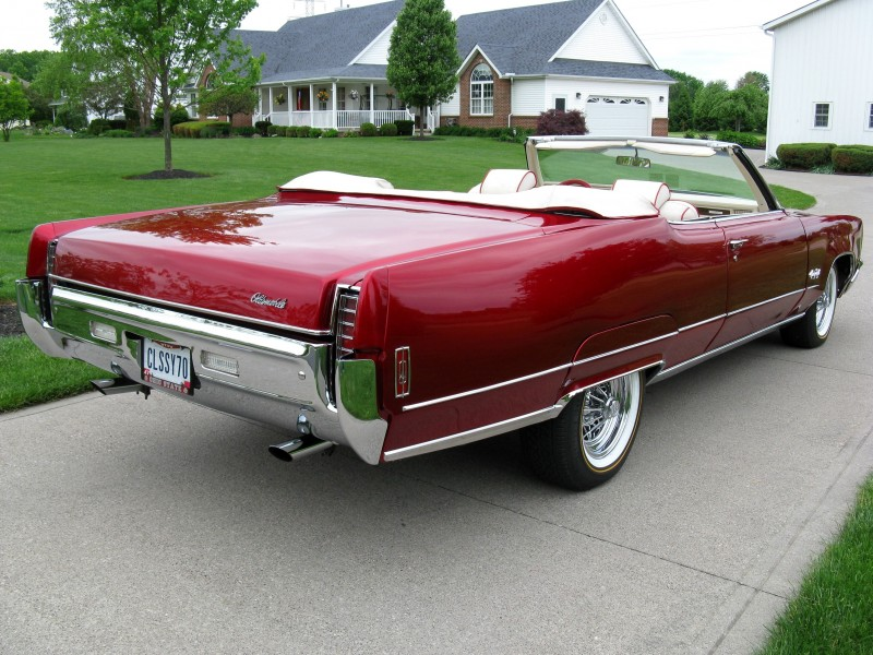1970 Oldsmobile Ninety Eight Convertible For Sale Acm