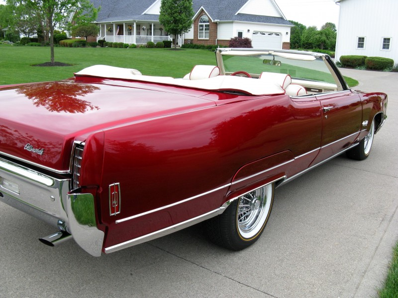 1970 oldsmobile ninety eight convertible for sale acm. Black Bedroom Furniture Sets. Home Design Ideas