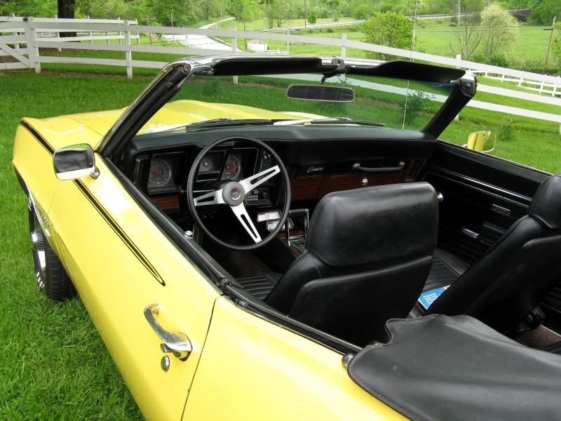 1969 Camaro Rs Convertible For Sale Acm Classic