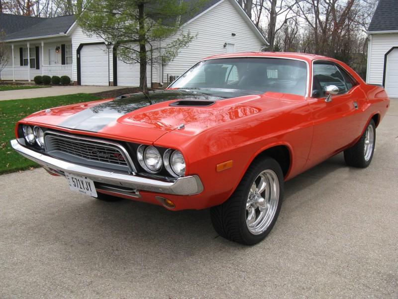 1973 Dodge Challenger For Sale – ACM Classic Motorcars LLC