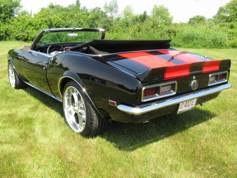 1968 camaro rs pro touring convertible for sale acm classic motorcars llc. Black Bedroom Furniture Sets. Home Design Ideas